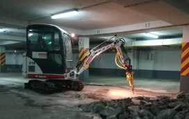 12345 272x172 - Roboty wyburzeniowe Hotel Mercure Zakopane - koparka kraków