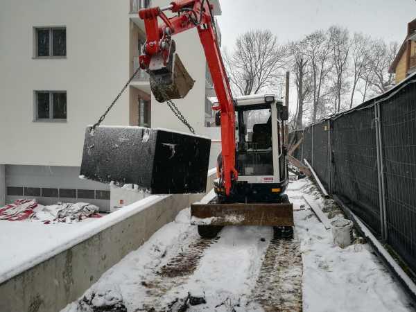 4 1 600x450 - Chemobudowa Kraków - instalacja teletechniczna - koparka kraków