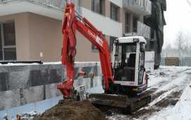 miniatura 272x172 - Roboty wyburzeniowe Hotel Mercure Zakopane - koparka kraków