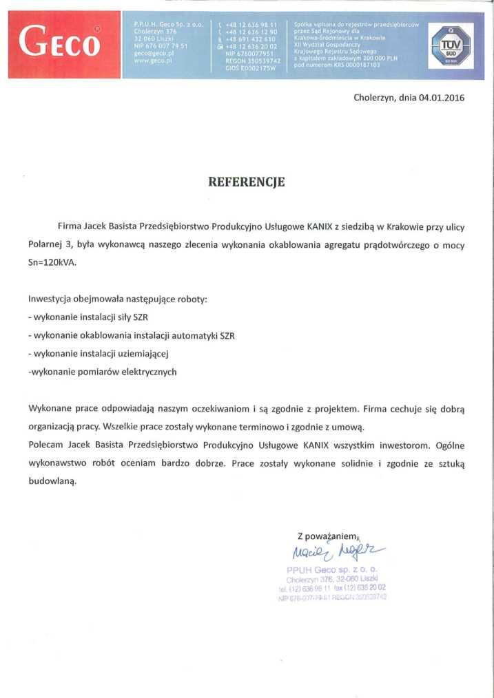 GECO Sp. z o.o.