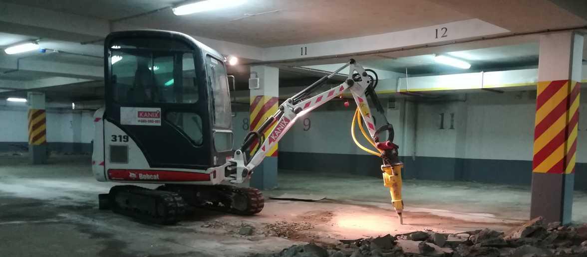 12345 1176x516 - Roboty wyburzeniowe Hotel Mercure Zakopane - koparka kraków